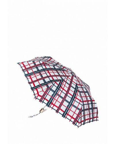 Белый зонт складной Pierre Cardin