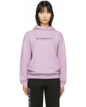 Bluza z kapturem z kapturem bluza kangurowa Givenchy