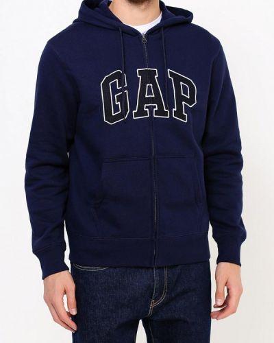 Синяя толстовка Gap
