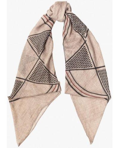 Бежевый платок итальянский Eleganzza