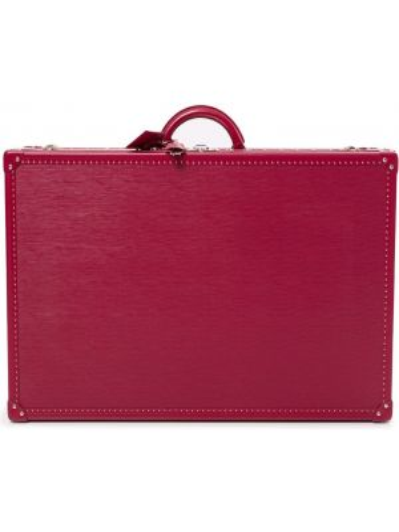 Etui na klucze skórzany z logo Louis Vuitton Pre-owned
