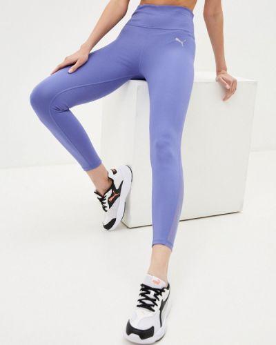 Фиолетовые брюки Puma