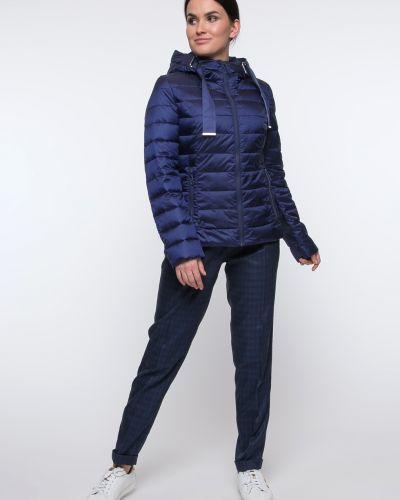 Куртка с капюшоном - синяя Snowimage