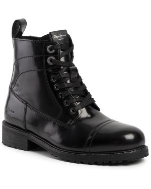 Jeansy czarne Pepe Jeans