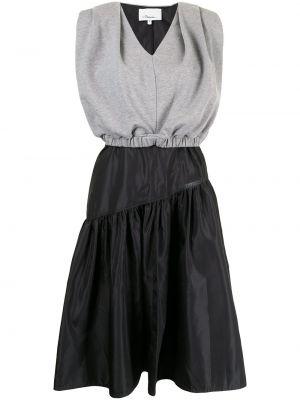Черное платье без рукавов 3.1 Phillip Lim