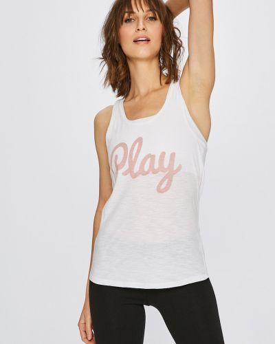 Спортивная футболка прямая хлопковая Only Play