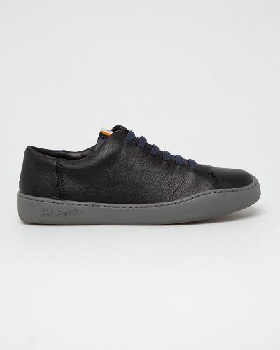 Черные туфли на шнуровке Camper