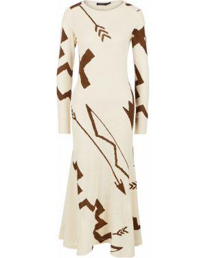 Платье расклешенное Polo Ralph Lauren