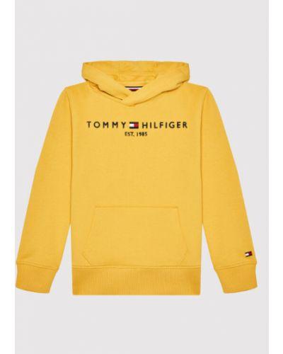 Bluza - żółta Tommy Hilfiger