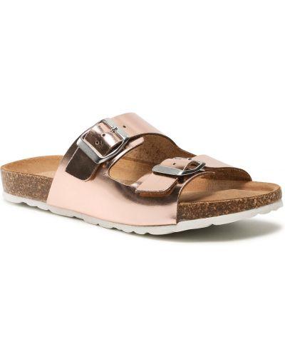 Różowe sandały Marco Tozzi