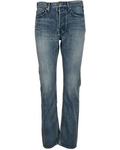 Niebieskie jeansy Ambush