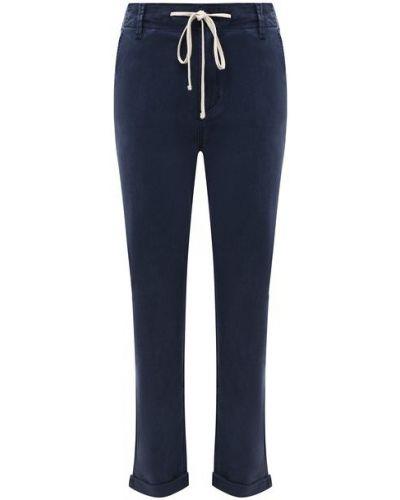 Синие брюки Paige