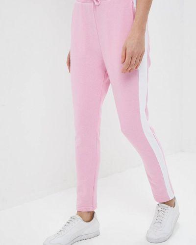 Спортивные брюки розовый весенний Puma