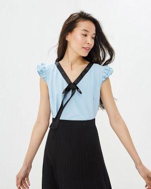 Блузка - голубая Gepur