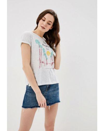 Серая футболка Springfield