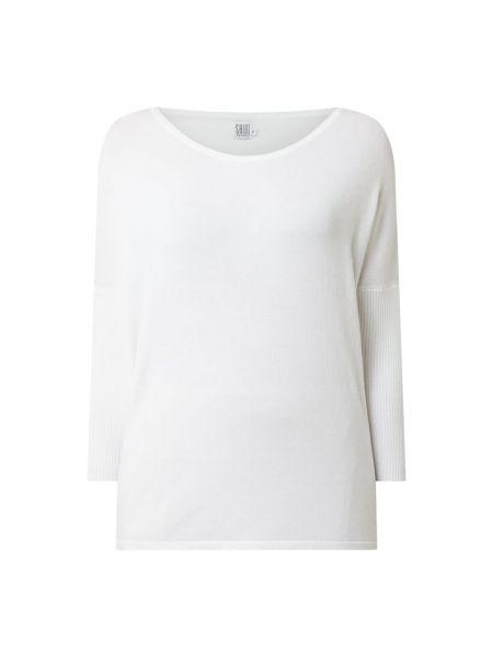 Sweter - biały Saint Tropez