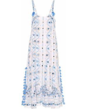 Платье миди футляр теплое Juliet Dunn
