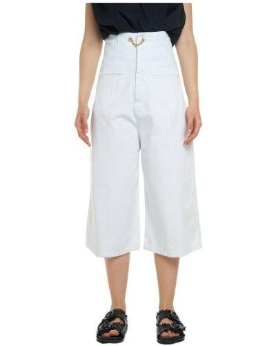 Białe spodnie Les Bourdelles Des Garcons