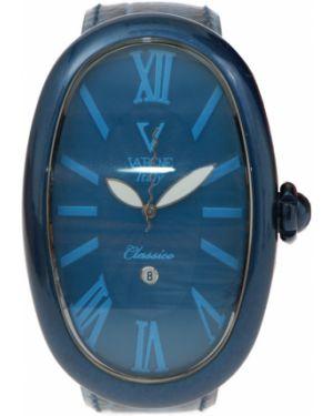 Часы с ремешком - синие Vabene