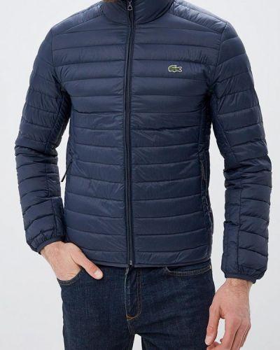 Зимняя куртка осенняя укороченная Lacoste