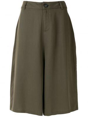Зеленые шорты с карманами Uma Raquel Davidowicz