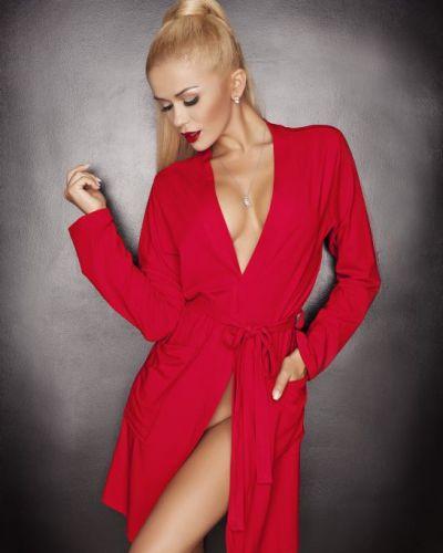 Красный халат Dkaren