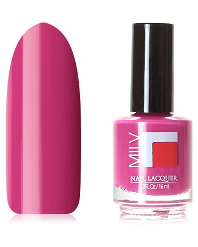 Фиолетовый лак для ногтей Milv