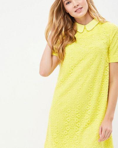 Платье желтый Ruxara