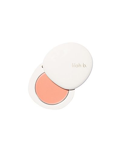 Бальзам для губ увлажняющий розовый Lilah B.
