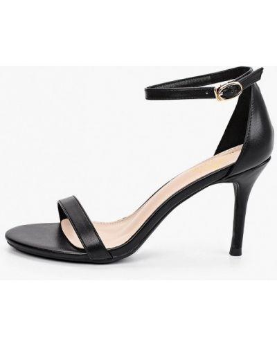 Черные босоножки Diora.rim