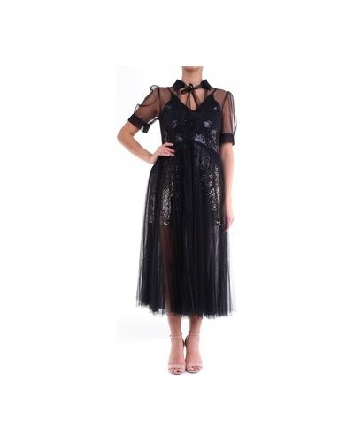 Czarna sukienka Amy Lynn
