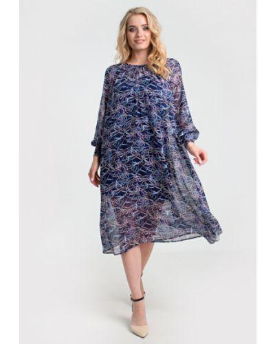 Шифоновое платье Filigrana