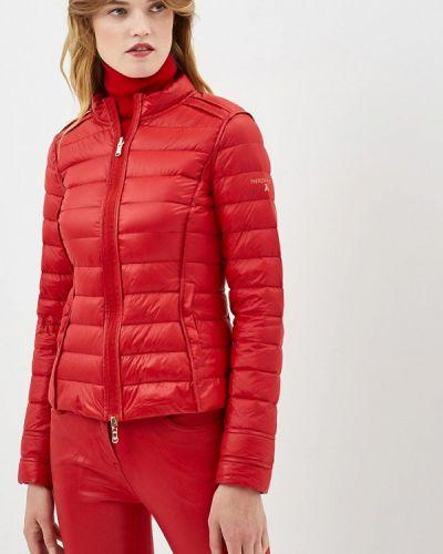 Зимняя куртка осенняя укороченная Patrizia Pepe