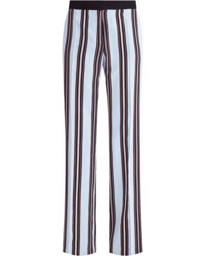 Свободные брюки в полоску со стрелками Tara Jarmon