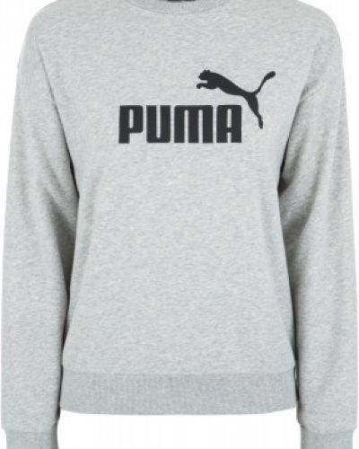 Джемпер свободного кроя с капюшоном Puma