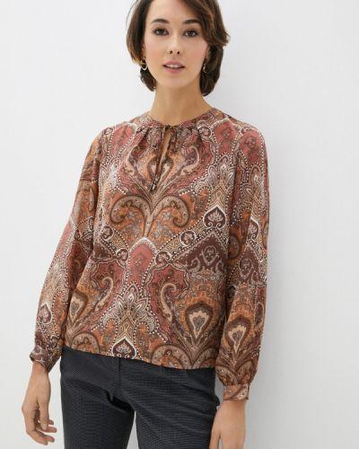 Блузка - коричневая Zolla