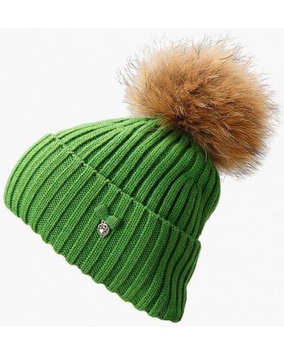 Зеленая шапка осенняя Finn Flare