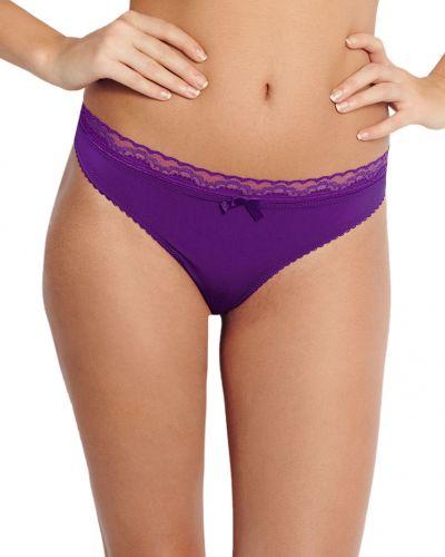 Фиолетовые трусы Huit8