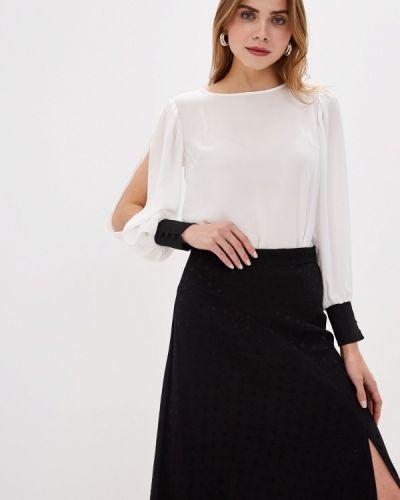 Блузка с длинным рукавом белая Love Republic