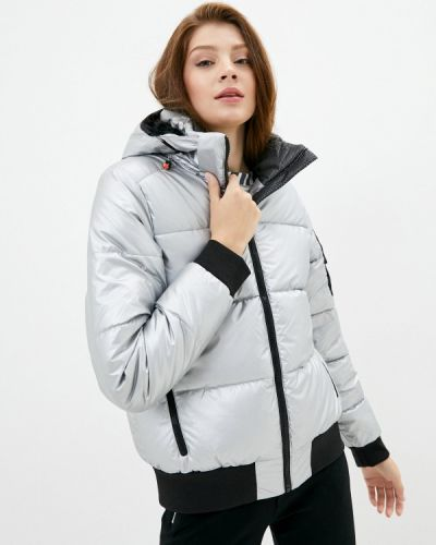 Серебряная горнолыжная куртка Icepeak