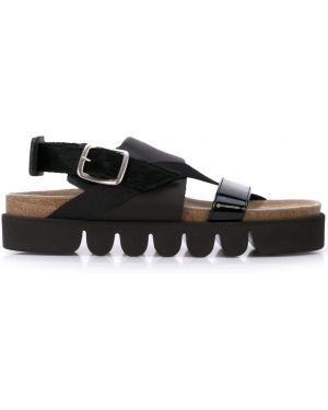 Черные сандалии Hender Scheme