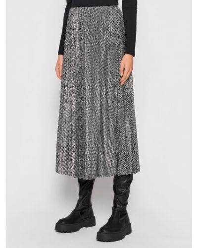 Czarna spódnica plisowana Gestuz