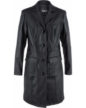 Кожаное пальто пальто из искусственной кожи Bonprix