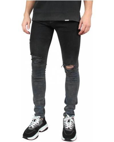 Szare jeansy Represent