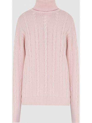 Кашемировый свитер - розовый Miu Miu