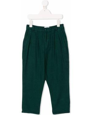 Зеленые брюки Wolf & Rita