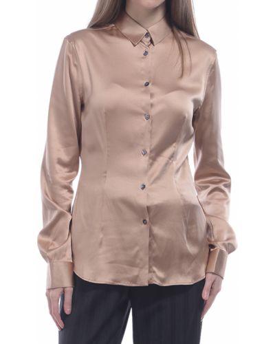 Блузка шелковая осенняя Dolce & Gabbana