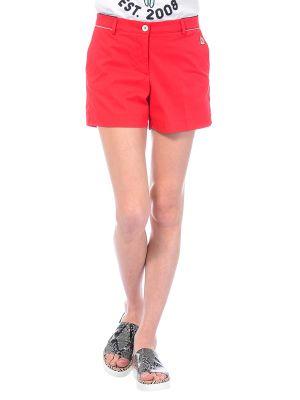 Хлопковые шорты - красные Marina Yachting