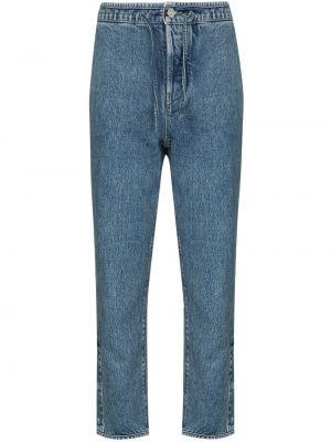 Niebieskie jeansy bawełniane Rta