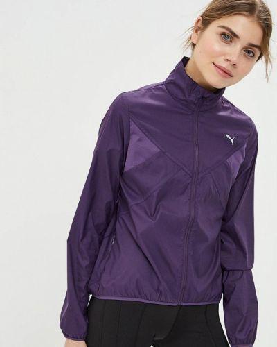 Фиолетовая ветровка Puma